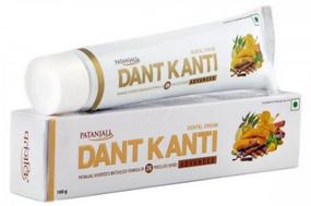 Patanjali Ayurveda Dant Kanti Advanced Dental Cream