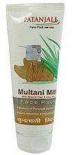 Patanjali Ayurveda Multani Mitti Face Pack Pack of 2