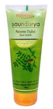 Patanjali Ayurveda Saundraya Neem & Tulsi Face Wash Pack of 2