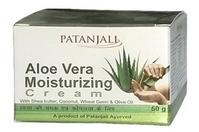 Patanjali Ayurveda Aloevera Moisturizing Cream Pack of 2