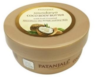 Patanjali Ayurveda Saundarya Coco Body Butter Cream