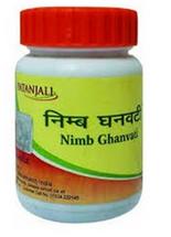 Patanjali Ayurveda Neem Ghanvati Pack of 2