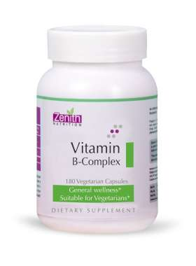 158vitamin B-complex Capsule