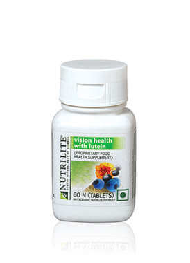 Nutrilite Vision Health With Lutein Tablet