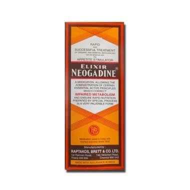 Neogadine Elixir Syrup