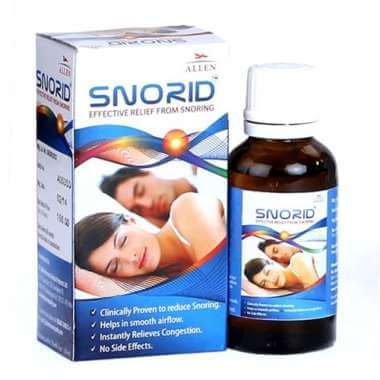 Snorid Drop