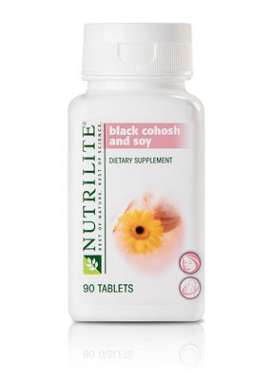 Nutrilite Black Cohosh And Soy Tablet