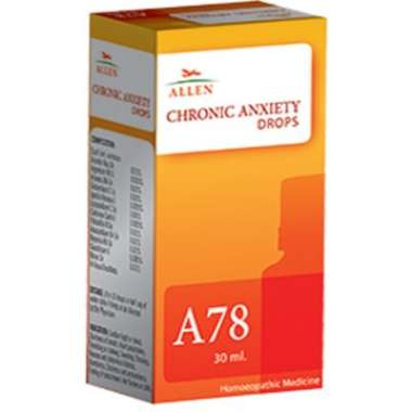 A78 Chronic Anxiety Drop
