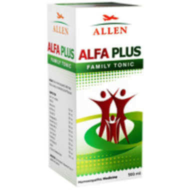 Alfa Plus Family Tonic
