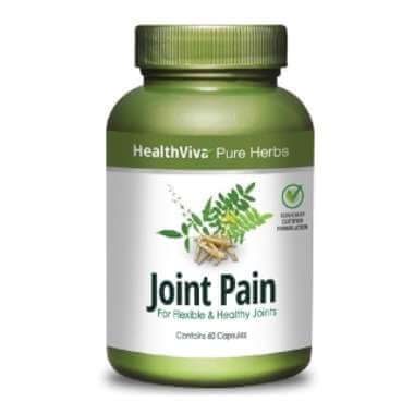 Healthviva Pure Herbs Joint Pain Capsule