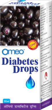 Omeo Diabetes Drop