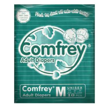 Comfrey Adult Diaper (medium)
