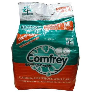 Comfrey Easy Wear Pant Type Adult Diaper (medium)
