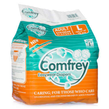 Comfrey Easy Wear Pant Type Adult Diaper (large)