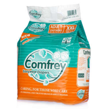 Comfrey Easy Wear Pant Type Adult Diaper Xxl