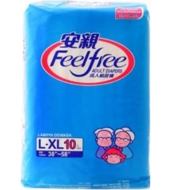 Feel Free Adult Diaper (large-xl)