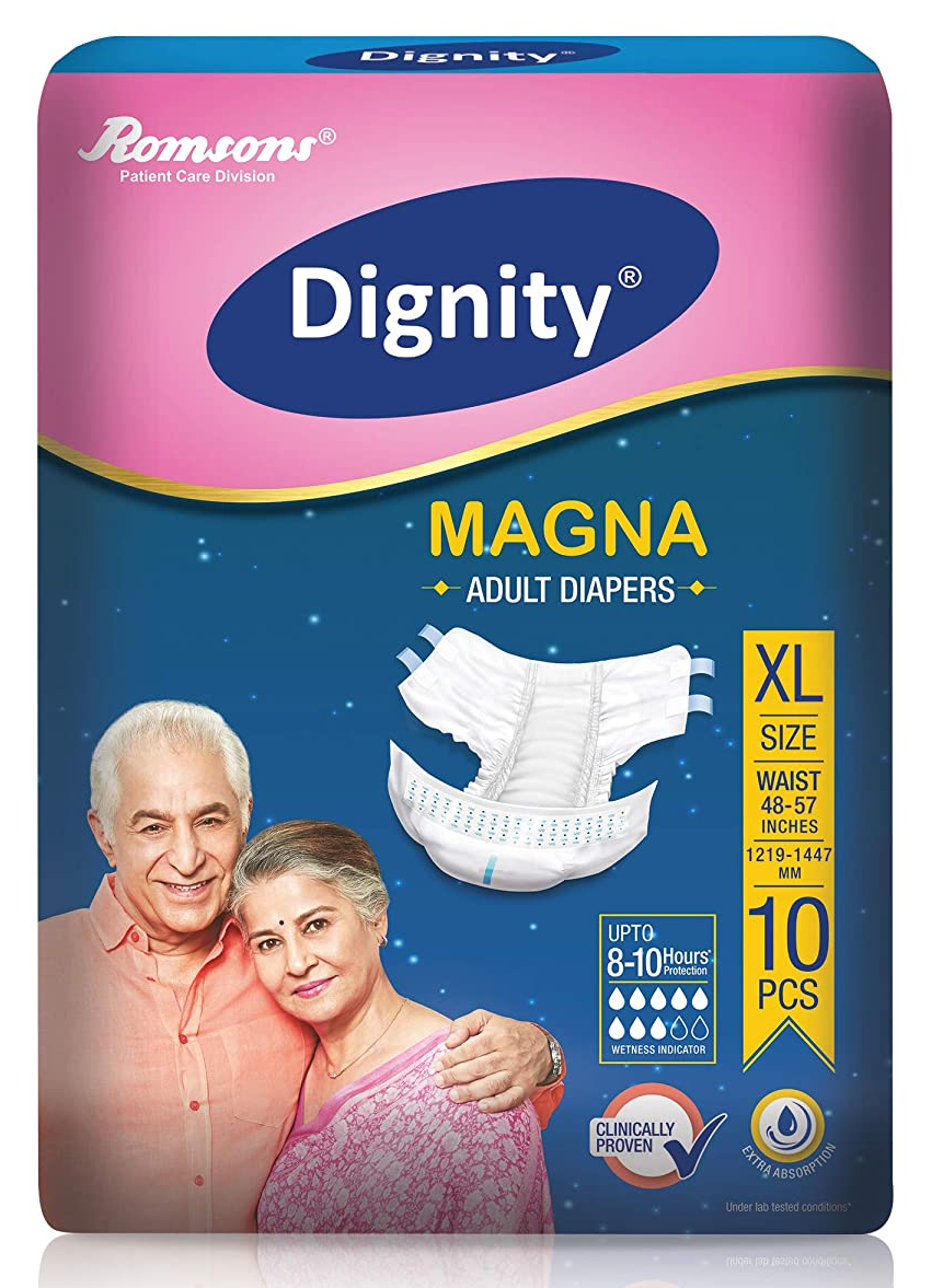 Dignity Adult Diaper (xl)