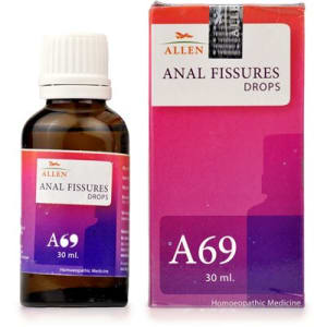 A69 Anal Fissures Drop