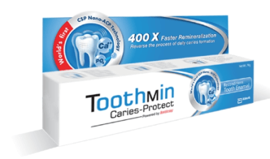 Toothmin Toothpaste