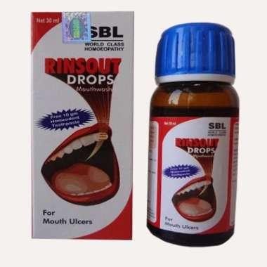 Rinsout Drop Mouthwash