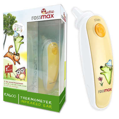 Rossmax Ra600 Ear Thermometer