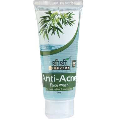 Sri Sri Ayurveda Anti Acne Face Wash