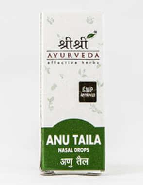 Sri Sri Ayurveda Anu Taila