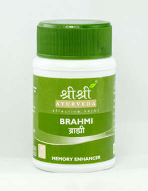 Sri Sri Ayurveda Brahmi Tablet