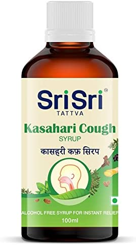 Sri Sri Ayurveda Cough Syrup