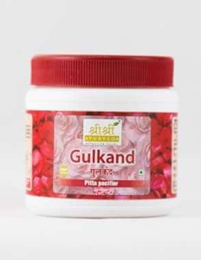 Sri Sri Ayurveda Gulkand Pitta Pacifier