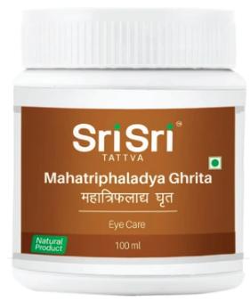 Sri Sri Ayurveda Maha Triphala Ghrita