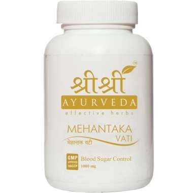 Sri Sri Ayurveda Mehantaka Tablet