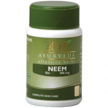 Sri Sri Ayurveda Neem Tablet