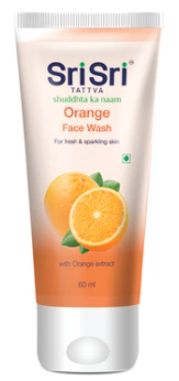 Sri Sri Ayurveda Orange Face Wash