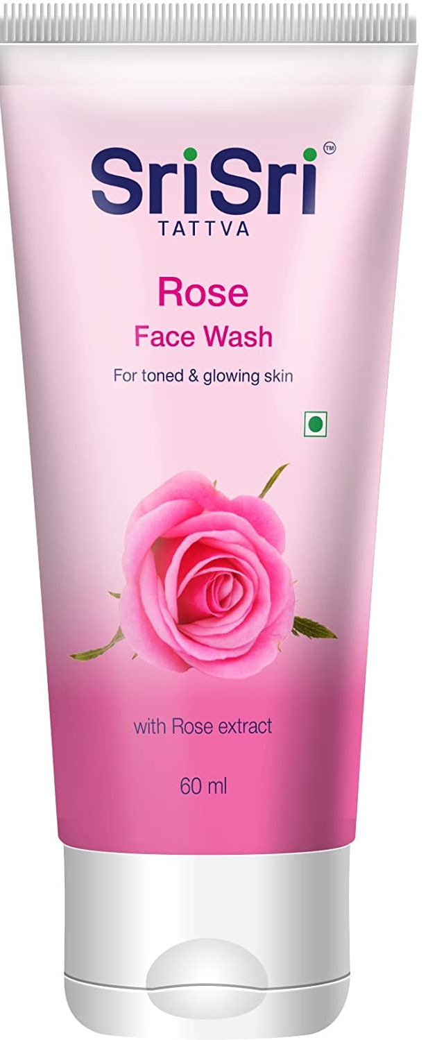 Sri Sri Ayurveda Rose Face Wash