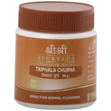 Sri Sri Ayurveda Triphala Churna