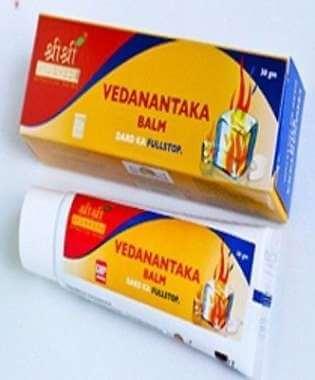 Sri Sri Ayurveda Vedanantaka Balm