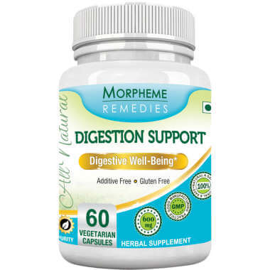 Morpheme Digestion Support Capsule