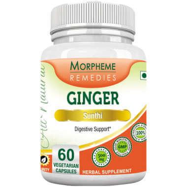 Morpheme Ginger Capsule