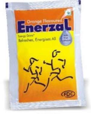 Enerzal Powder Orange