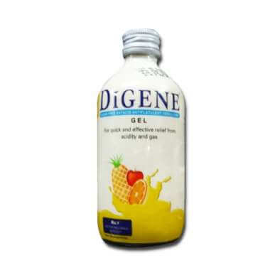 Digene Mix Fruit Oral Gel