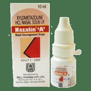Nazalin A Nasal Drops