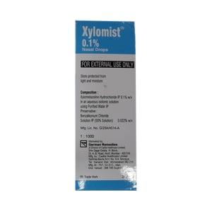 Xylomist Adult Nasal Drops