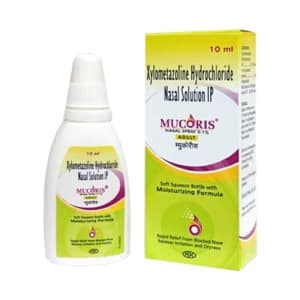 Mucoris Adult Nasal Drops