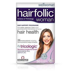 Wellwoman Hairfollic Tablet