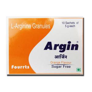 Argin Sachet Orange