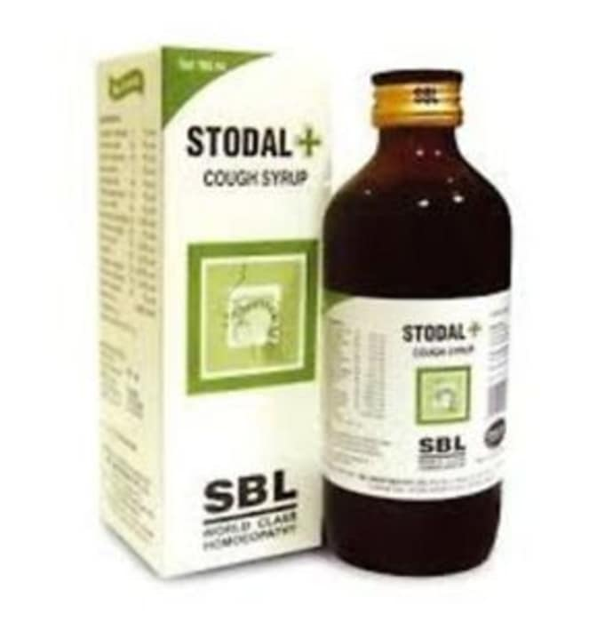 SBL Stodal+ Cough Syrup
