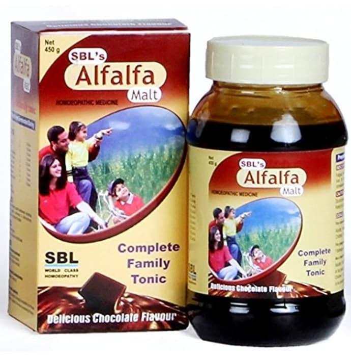 SBL Alfalfa Malt Energy Stimulant