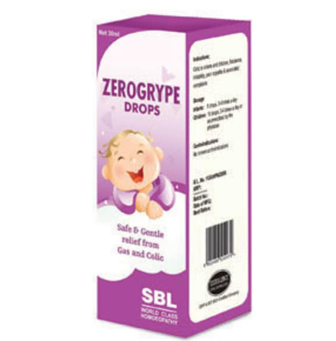 SBL Zerogrype Drop