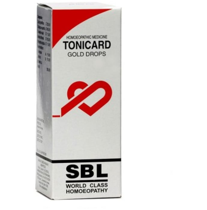 SBL Tonicard Gold Drop